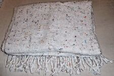 Wrap/Shawl-Beige & Colorful Pieces Of Yarn Scatter All Over The Wrap-Acrylic
