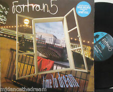 "FORTRAN 5 ~ Time To Dream ~ 12"" Single PS"