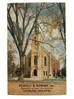 Bebout & Downs, Inc. - Cleveland, Ohio OH Postcard