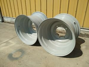 Tractor / Combine Tire Rims made by Titan Wheel Size 26 X DW20A