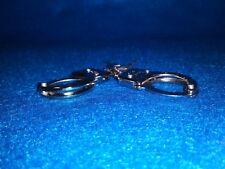 Hand Cuffs small Esposas chiquita de metal OGGUN OGUN OSHOSI religion yoruba ifa