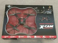 X Cam Quadcopter - Barely Used, Fully Functional