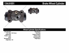 Drum Brake Wheel Cylinder Rear Right Centric fits 42-47 Ford 1/2 Ton Pickup