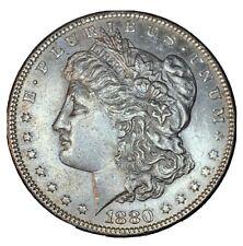 1880 $1 Morgan Silver Dollar, UNC #