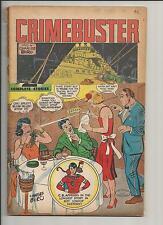BOY COMICS #42 POOR GOLDEN AGE COMIC DC COMICS LEV GLEASON 1948