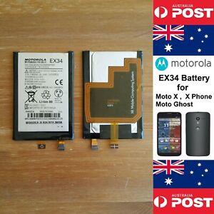 MOTOROLA EX34 GENUINE Battery  Moto X , X Phone , Ghost  2200mAh - Local Seller