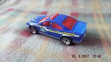 MATCHBOX MADE IN CHINA POLICE CAR,