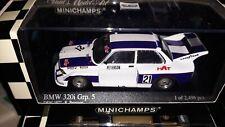 Minichamps 1/43 BMW 320i Grp. 5 #21 DRM 1977 R. Peterson