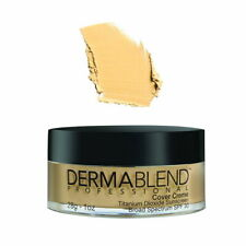 Dermablend Cover Creme Foundation Warm Ivory (Chroma 1/2) Brand New