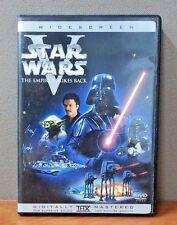 STAR WARS V: The Empire Strikes Back    (DVD, WS)    LIKE NEW