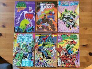 Savage Dragon comics lot - Image comics