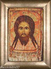 Thea Gouverneur 478A Aïda Icône Holy Face Point de Croix Compté