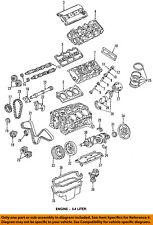 GM OEM-Engine Oil Pan 24504719