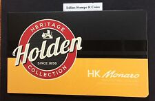 2016 RAM 50 cent UNC Coin Holden heritage collection - HK Monaro