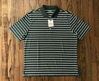 NWT UNTUCKit Mens Short Sleeve Polo Shirt Size Large