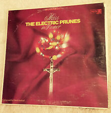 "The Electric Prunes Mass in F Minor Reprice Records LP 6275 12"" 33 RPM Rock"