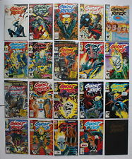 GHOST RIDER 1990 1998 X Men Wolverine Midnight Sons Massacre Scarecrow 21