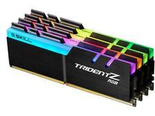 G.SKILL Trident Z RGB (For AMD) 32GB (4 x 8GB) 288-Pin DDR4 SDRAM DDR4 3200 (PC4