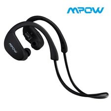 Mpow Wireless Bluetooth Sweatproof Headset Stereo Sports Earpiece Headphone