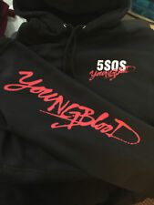 5 Seconds of summer YOUNGBLOOD HOODIE 5sos  best seller