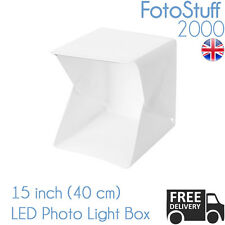 Professional Small 40CM Photo Studio Kit MK40 Portable Mini Light Box Cube Tent