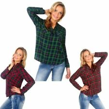 Viscose Classic Tops & Shirts for Women with Buttons