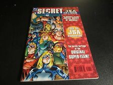 JSA SECRET FILES AND ORIGINS #1 RARE 1ST APPEARANCE OF KENDRA SAUNDERS HAWKGIRL!