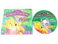 Disney Winnie the Pooh & the Honey Tree Animated Storybook PC