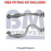 Fit with SEAT ALTEA Exhaust Connecting Link Pipe 50202 1.4 (Fitting Kit Included