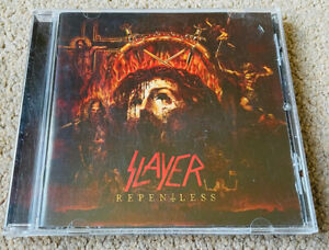Slayer – Repentless (2015 Nuclear Blast) CD 27361 33592
