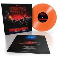Stranger Things: Halloween Sounds From The Upside Down Orange Vinyl New Sealed