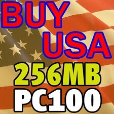 256mb pc100 Gateway 750 800 850 1000 deluxe ram memory