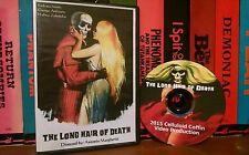 The Long Hair of Death - 1964 Barbara Steele Antonio Margheriti Classic Horror!