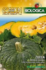 Semi/Seeds BIOLOGICA - ZUCCA Marina di Chioggia