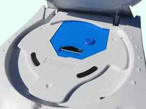 SEGA Dreamcast GDEMU 3d Printed Tray Insert with SD Extender - SD Cover