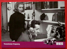 THE AVENGERS - Card #46 - Transmission Frequency, SERIES ONE - Strictly Ink 2003