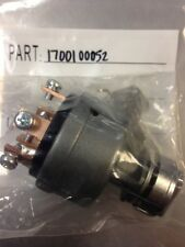 TAKEUCHI IGNITION SWITCH #1700100052 - OEM - READ DESCRIPTION