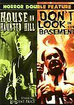 House on Haunted Hill/ Don't Look in the Basement (DVD, 2006)