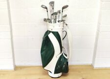 Mens Full Set Of Right Hand RH Golf Clubs Ryder Irons Bag & Accessories