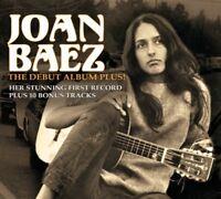 Joan Baez - The Debut Album Plus [CD]