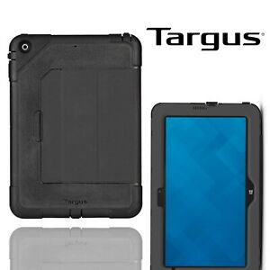 Targus Dell Venue 8 Pro Safeport Rugged Max Pro Shockproof Case 360 Tough Cover