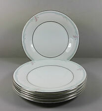 ROYAL DOULTON CARNATION H5084 SET OF 6 X TEA / SIDE / BREAD AND BUTTER PLATES