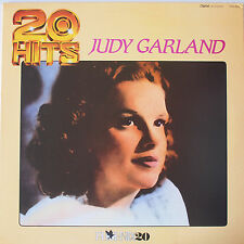 Judy Garland LP record - 20 Hits - near mint