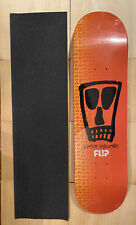 "Pro Flip Skateboard Deck Lance Mountain  8""x 31.5"" With  Grip 9 X 33"