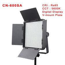 Nanguang LED Studio Light CN-600SA High CRI Ra95 5600K For Fhoto Video Studio