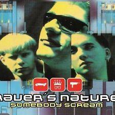 Raver's Nature Somebody scream (1996) [Maxi-CD]