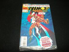NAMOR°THE SUB-MARINER #3<>SEALED<>MARVEL COMICS ~ANNUAL 1993 - WITH CARD