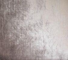 DESIGNERS GUILD  Despina Amethyst/mauve velvet new remnant