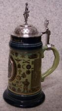 Beer Stein with lid Military History US Army 0.75 Liter NEW Made Germany boxed