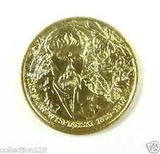 Poland Commemorative Coin 2 Zlote 2004 UNC,Stanislaw Wyspianski (1869-1907)